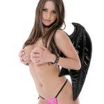Dark angel erotic lesbian wallpaper | Rachel Roxxx