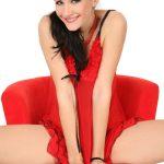 All The Frills bottomless erotic wallpaper | Lauren Crist